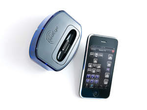 RedEye universal remote control system for iPhone and iPod touch
