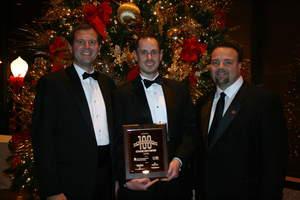 AtNetPlus, Inc. Partners celebrate Weatherhead 100 designation.