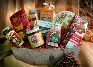 Westborn Market's 'Pride of Michigan' gift basket