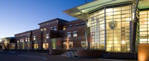 Aurora Police Headquarters built by Leoaprdo Companies, Inc.