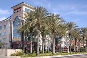 The Ramada Plaza Hotel Anaheim