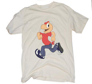 Condorito men's and women's t-shirts, available exclusively at Surropa.com