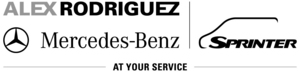 Alex Rodriguez Mercedes-Benz | Sprinter