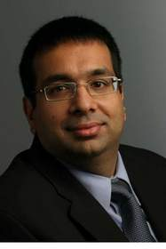Gaurav Verma, Vice President of Solutions Marketing