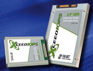 SMART's NEW XceedIOPS SATA SSD