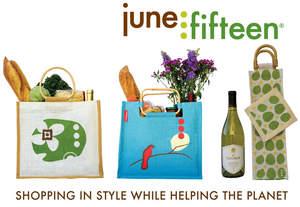 June Fifteen Reusable Bag Fashion Collection