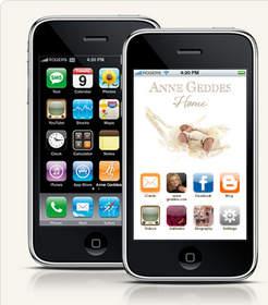 Anne Geddes iPhone App