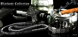 Blackout Hip Hop jewelry
