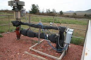 Kennon Mouse-proof Insulated Wellhead Covers