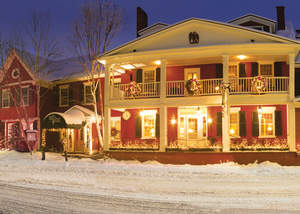 The Green Mountain Inn of Stowe, VT