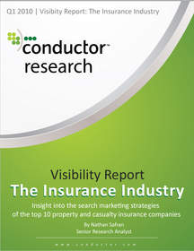 Conductor Research: Insurance Industry