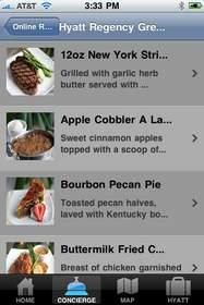 mobile GORION e-commerce platform for the hospitality industry
