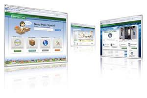 StorageFront self storage facility finder website