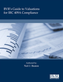 409A, IRS regulations, Neil Beaton, AICPA task force