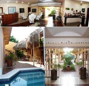 Hotel Beneficial, Managua, Nicaragua