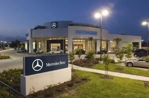 Mercedes benz houston alex rodriguez for Mercedes benz west houston