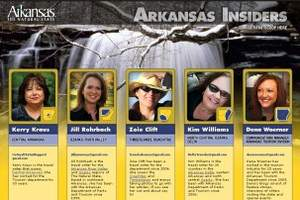 Arkansas blog topics: travel, food & wine, music, arts, culture, health, and fitness