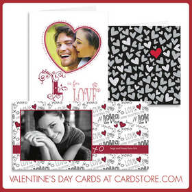 Romantic Valentine's Day Cards from Cardstore.com