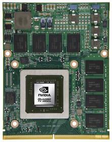 NVIDIA Quadro FX 3800M professional graphics solution