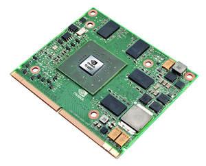 NVIDIA Quadro FX 880M professional graphics solution