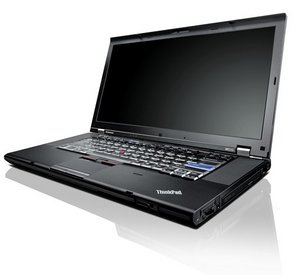 Lenovo ThinkPad W510 mobile workstation with NVIDIA Quadro FX 880M