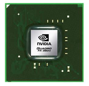 NVIDIA Quadro FX 380M professional graphics solution