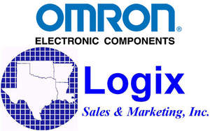 Omron and Logix Partner