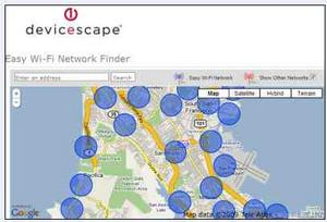 Devicescape's Easy WiFi Network, free access to the world's largest WiFi network