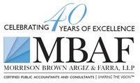 MBAF, the largest independent Florida-based public accountant firm in the state