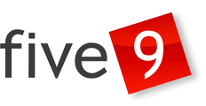 Five9 on-demand call center software with predictive dialer.