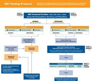 Neuro-Endocrine-Immune Testing Protocol for Root Cause Investigation