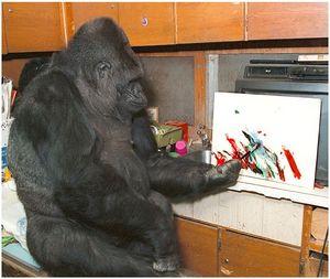 Koko Painting