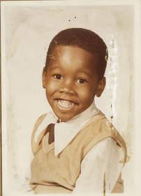 Tempress as a young boy