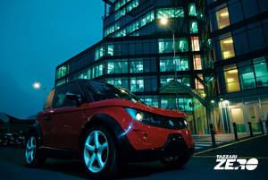 Tazzari Zero, Electric Car, EVCARCO, EVCA