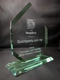 Quickparts Award