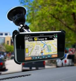 MotionX(TM)-GPS Drive for the iPhone now with predictive live traffic for optimal routing
