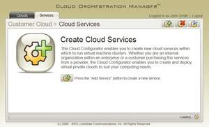 OverDrive vCom Orchestrates and Automates Private Cloud