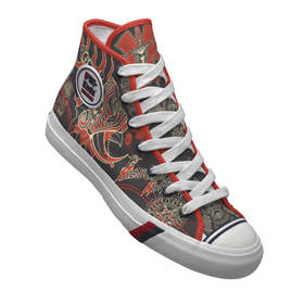 Zazzle 100% fully customized shoe