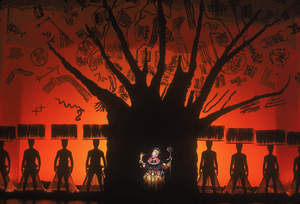 The Lion King Musical - The Tree of Life