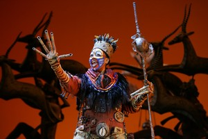 The Lion King Musical - The Circle of Life