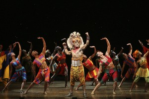 The Lion King Musical - Shadowland