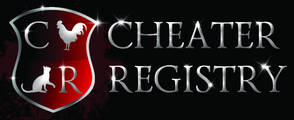 CheaterRegistry.com