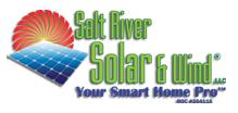Salt River Solar &Wind is a renewable energy integration firm that installs turnkey solar and wind