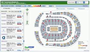 NCAA Basketball_ SEC Tournament tickets - Sommet Center | FanSnap tickets search