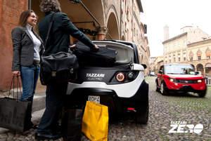 evcarco, evca.ob, tazzari zero, electric car,