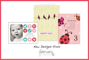 New Photo Cards by february13 Creative at Cardstore.com