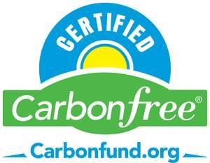 Carbonfund.org's CarbonFree(R) Product Certification Label