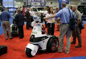 T3 i Series Segway Traffic police green technology mobility clean energy zero gas emissions