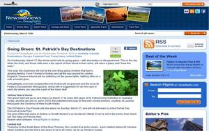 Cheapflights,St. Patrick's Day destinations