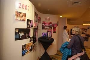 Medline Breast Cancer Awareness Wall